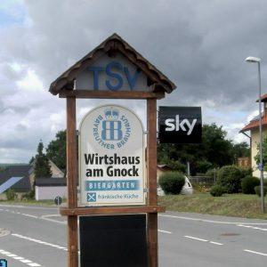 Wirtshaus am Gnock @ Am Gnock 1, Elbersberg, 91278 Pottenstein